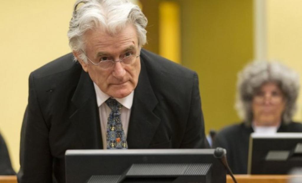 Image result for Karadžić inspiracija teroristima od Norveške do Novog Zelanda