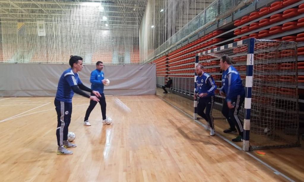 42962d93e8 Prvi testFutsal selekcija BiH protiv Švicarske otvara kvalifikacije za SP