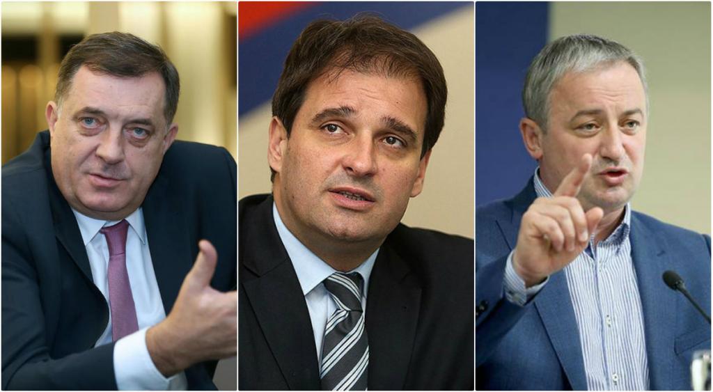 Uoči sastanka SNSD-a, SDS-a i PDP-a: Formalno o Vijeću ministara, neformalno o NATO-u