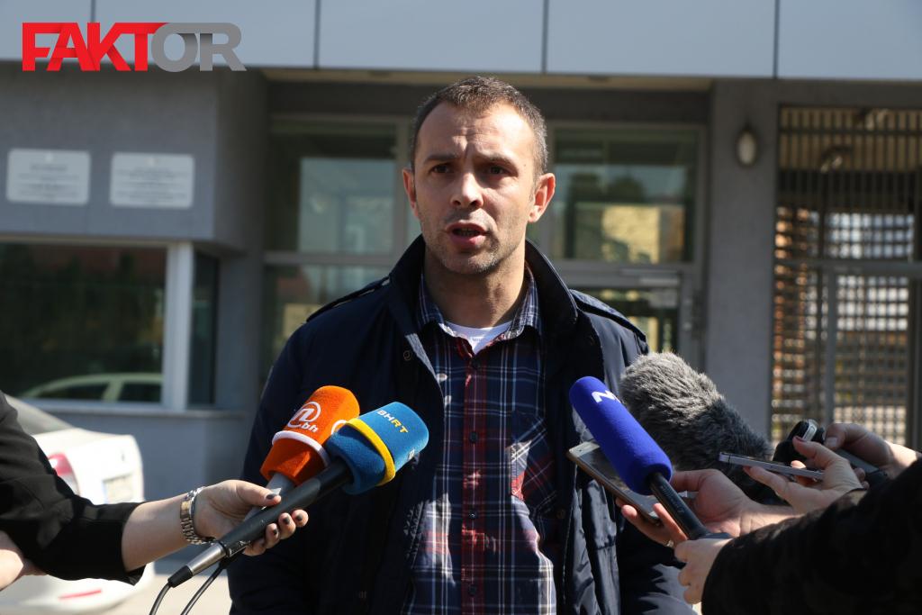Avdić nakon saslušanja: Čavka me pitao odakle mi informacije o ruskom utjecaju u BiH, ništa o SOA-i