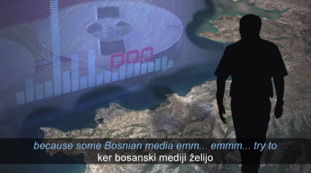 Snimak: Hrvatska pokušala spriječiti objavljivanje informacija o SOA-inim aktivnostima u Sloveniji i BiH
