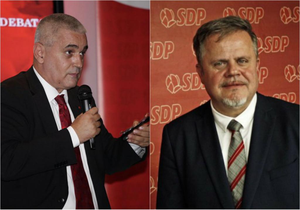 Delić i Pudarić o prevarama u utrci za predsjednika SDP-a: Naše sumnje su se potvrdile