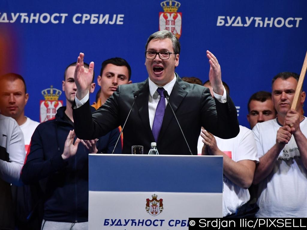 Rezultat slika za Vučić: Poštujemo druge i moramo graditi bolje odnose sa zemljama regiona