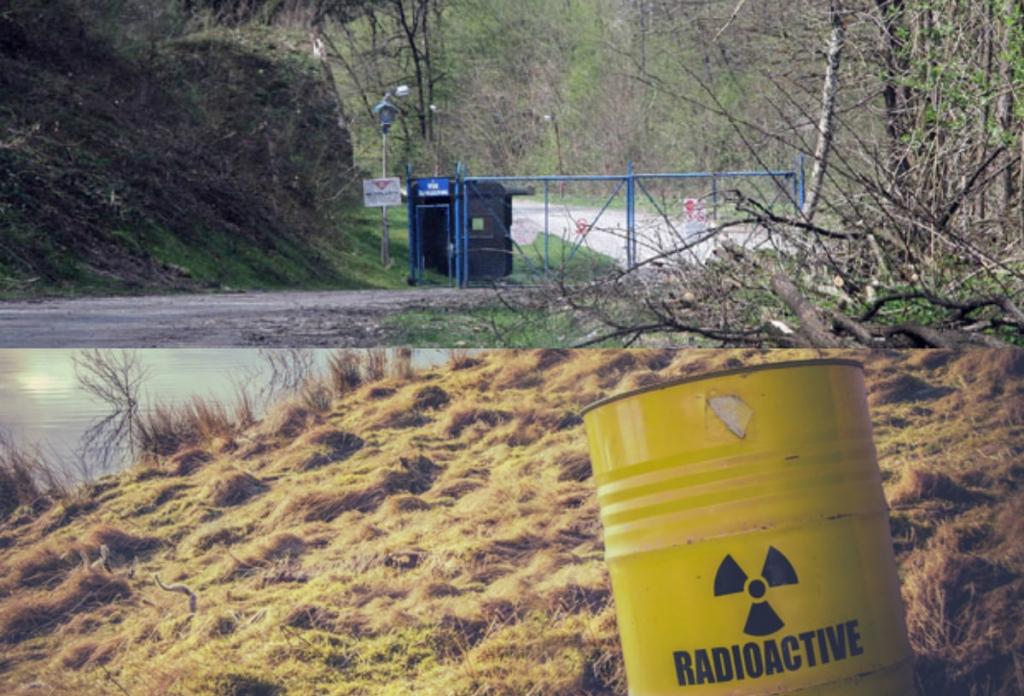 Hrvatska donijela odluku da odlaže radioaktivni otpad na granici s BiH