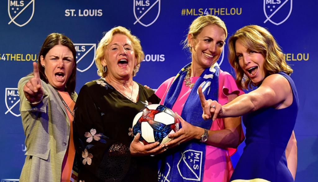 Klub iz St. Louisa je prvi MLS tim koji je u većinskom vlasništvu žena