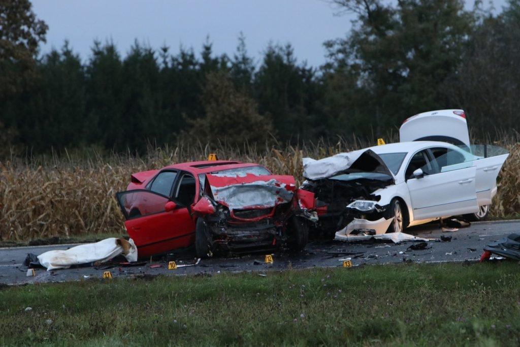 Stravična nesreća u Hrvatskoj, poginula dva mladića, šest osoba povrijeđeno