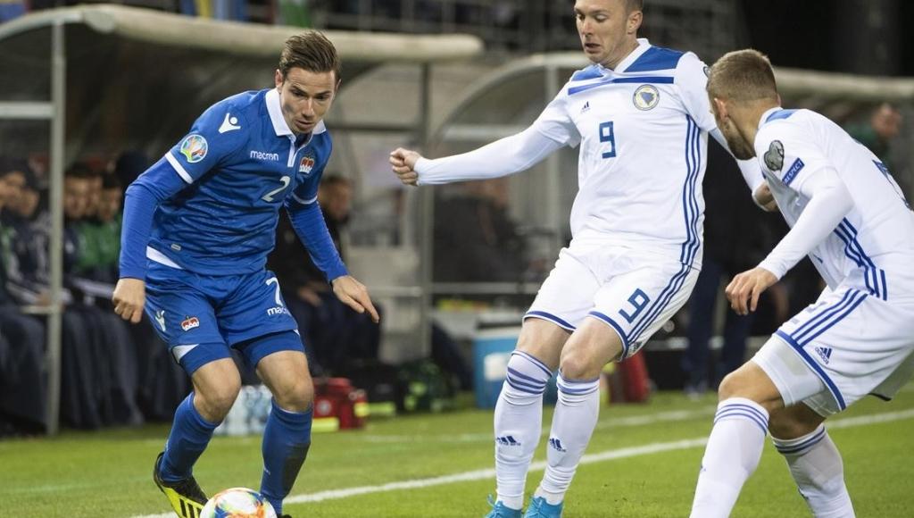 Zmajevi pobjedom u Lihtenštajnu završili očajne kvalifikacije za Euro: Sada čekamo baraž