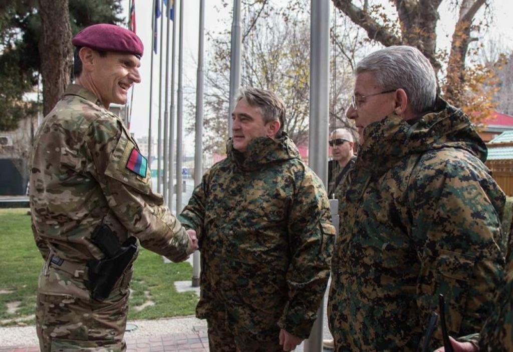 NAKON BOMBAŠKOG NAPADA NA AMERIČKU BAZU U AFGANISTANU: Komšić i Džaferović dobro i zdravo,  nastavljaju planirane aktivnosti!