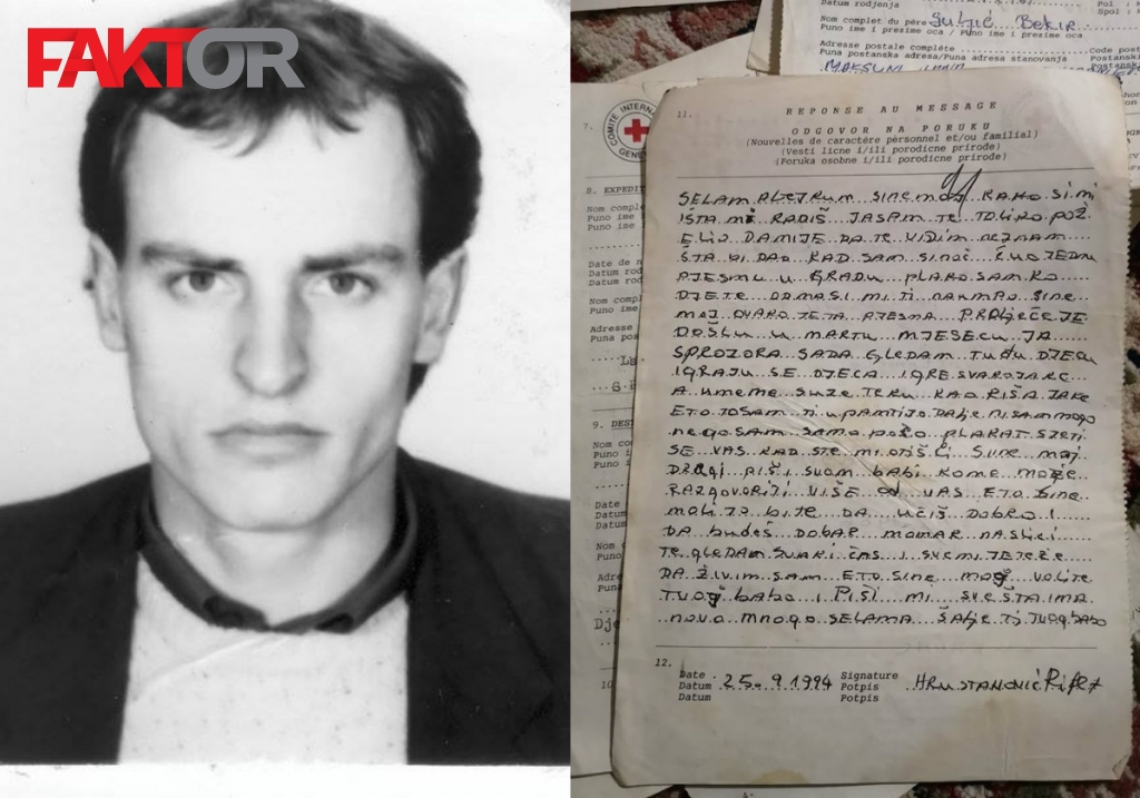 """Srebrenički imam objavio očeva pisma: """"Sine, piši svom babi, sve mi je teže da živim sam"""""""
