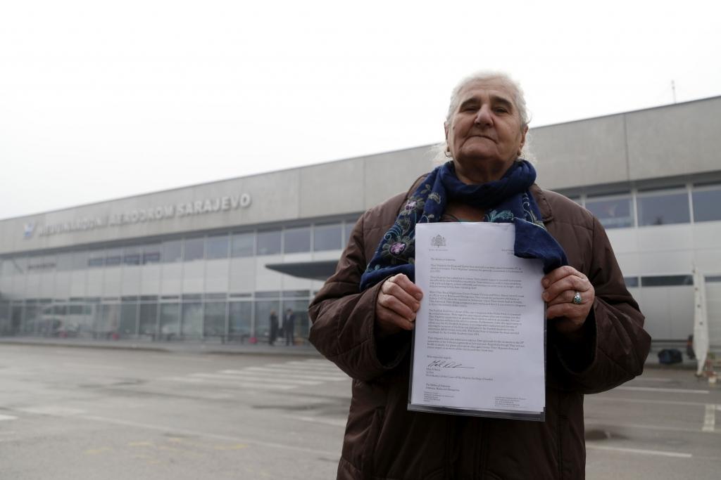 Švedski kraljevski dvor odgovorio na pismo udruženja žrtava iz Srebrenice i Žepe