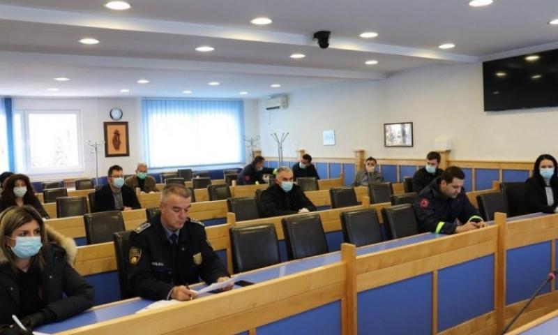Čeka se odluka Kriznog štaba: Gradska dvorana u Goraždu kao dodatni izolatorij