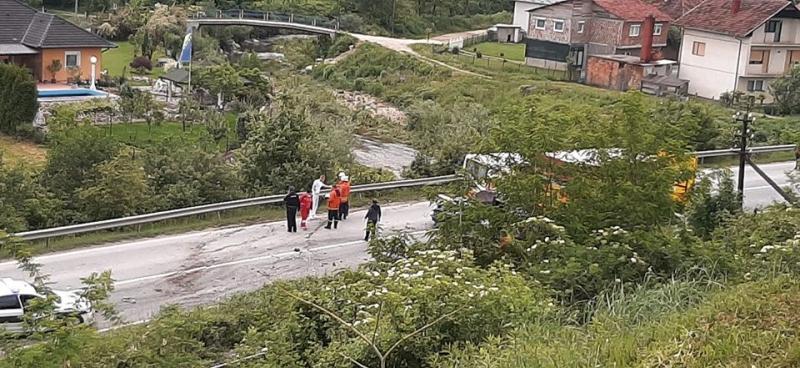 Faktor | Stravična saobraćajna nesreća kod Srebrenika: Poginule ...