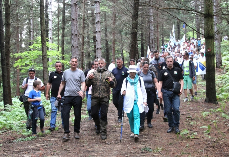 Zbog koronavirusa samo 100 učesnika: Kako će ove godine biti organiziran Marš mira i ko može učestvovati