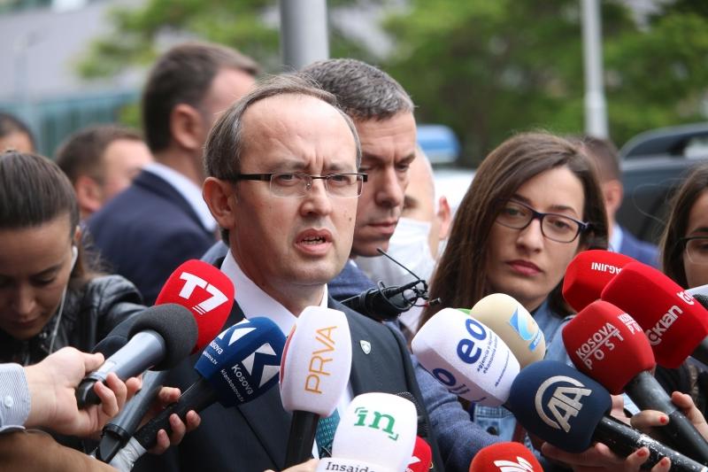 Hoti o sastanku u Briselu: Sa Srbijom ćemo razgovarati o međusobnom priznavanju