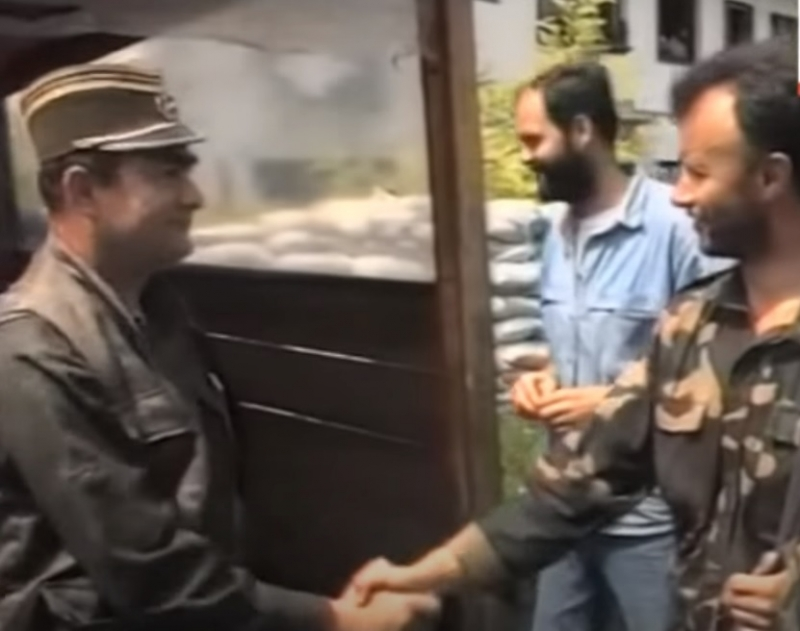 Posljednji snimak heroja odbrane Žepe, susret sa zločincima: Ja sam taj Avdo kojeg tražite!