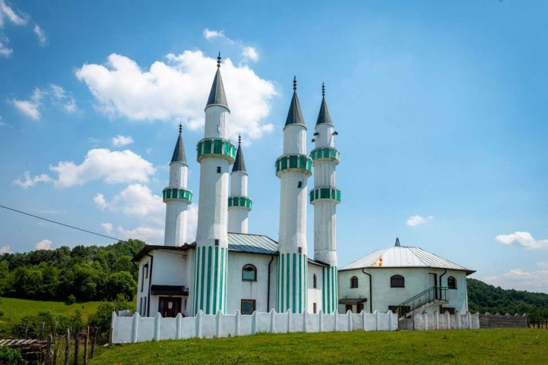 Kula-Grad kod Zvornika: Dva života džamije sa pet munara