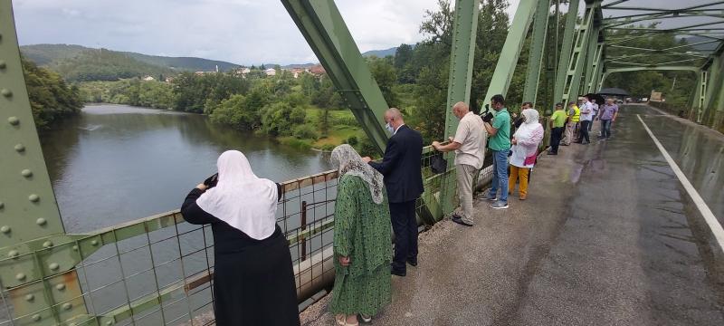 Obilježen Dan sjećanja na žrtve ratnih zločina u Rudom