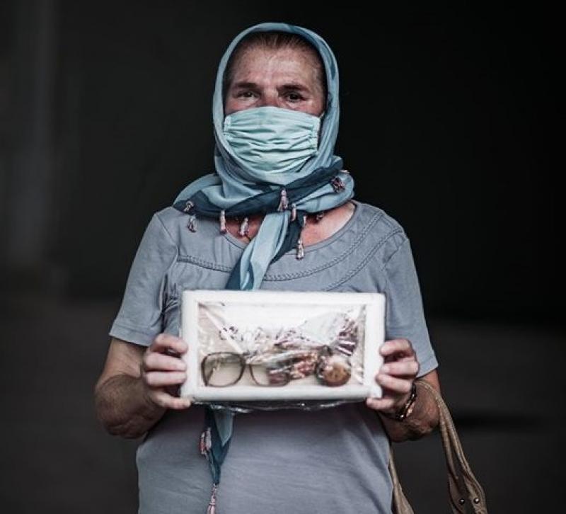 Žrtve genocida: Sabaheti od oca Hasiba ostale samo naočare i džepni sat