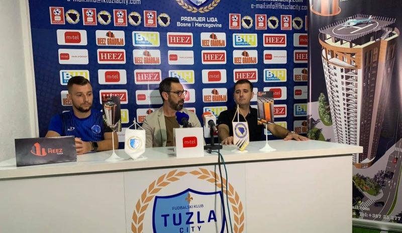Nalić: Studirao sam Radnik, želimo popraviti igru i osvojiti tri boda