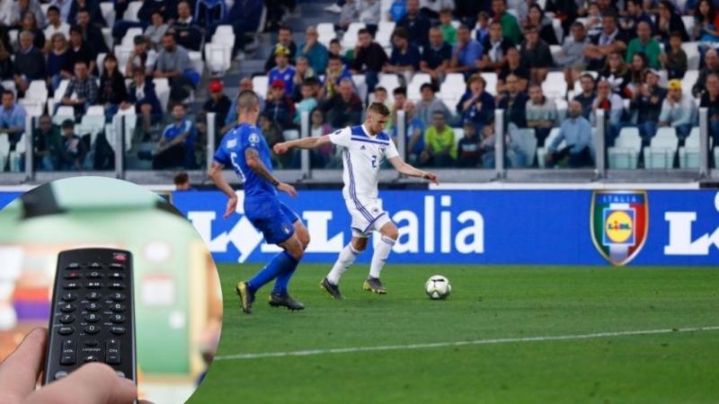 Gdje gledati utakmicu: Mnogi navijači BiH uskraćeni za TV prijenos iz Italije