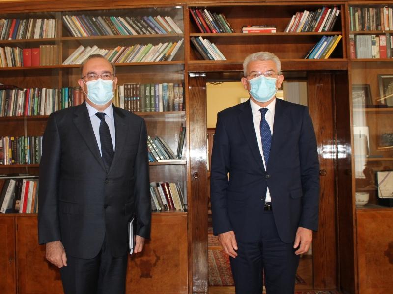 SUSRET U SARAJEVU! Džaferović se sastao sa ambasadorom Turske: 'Trilateralni sastanci, dobar format za rješavanje otvorenih pitanja'