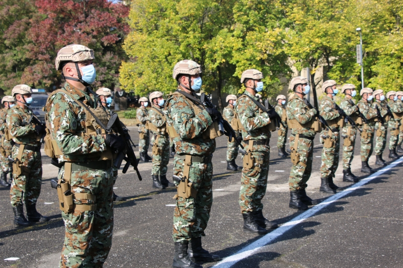 PRVA NATO MISIJA: Kontigent vojske Sjeverne Makedonije otputovao u Republiku Kosovo!