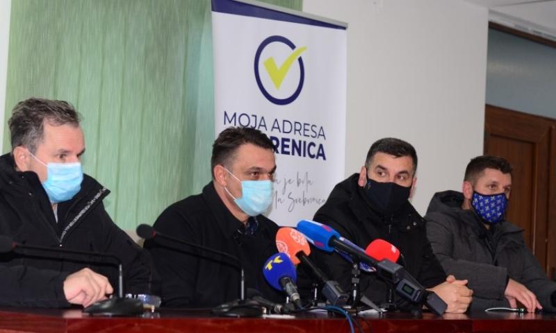 """Inicijativa """"Moja adresa: Srebrenica"""": Tražimo poništenje izbora"""