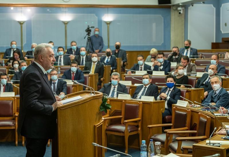 Bošnjačka stranka ne odustaje: Rezolucija ponovo u Skupštini, to je naša obaveza prema šehidima Srebrenice