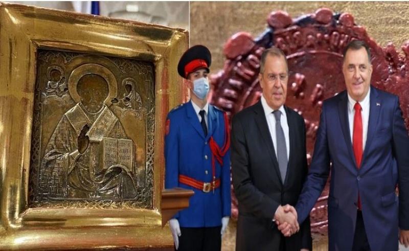 Ukrajina pokrenula krivični postupak zbog ilegalnog izvoza ikone