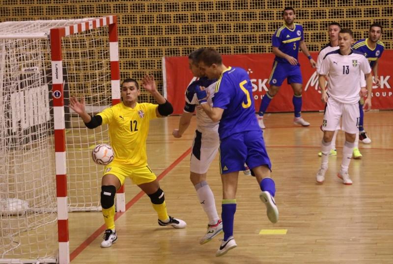 Futsal reprezentacija BiH senzacionalno savladala Srbiju u gostima