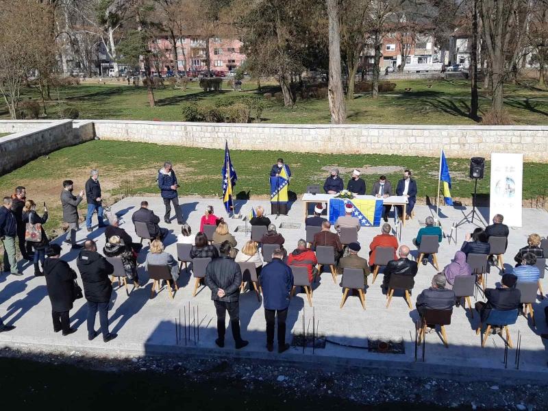Dan nezavisnosti u Foči: Važno je da u ovom dijelu BiH govorimo o ljubavi prema svojoj domovini