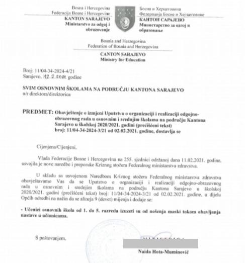 Sarajevo kanton ljubavni oglasi Oglasi u