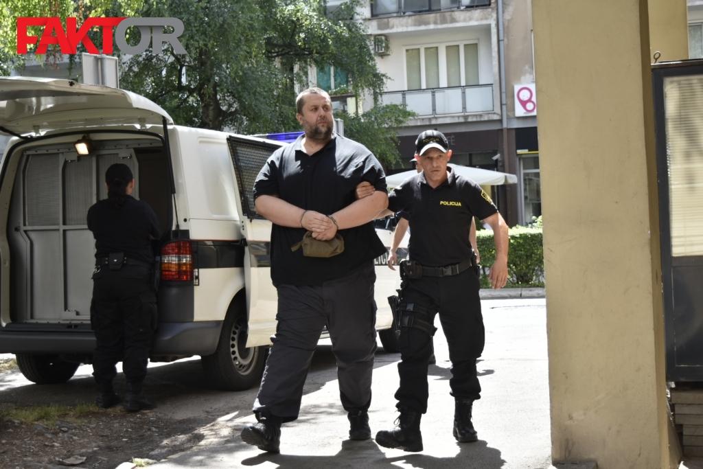Mahmutović pritvor