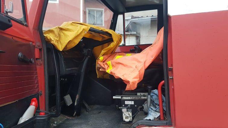 Vatrogasno vozilo u Velikoj Kladuši